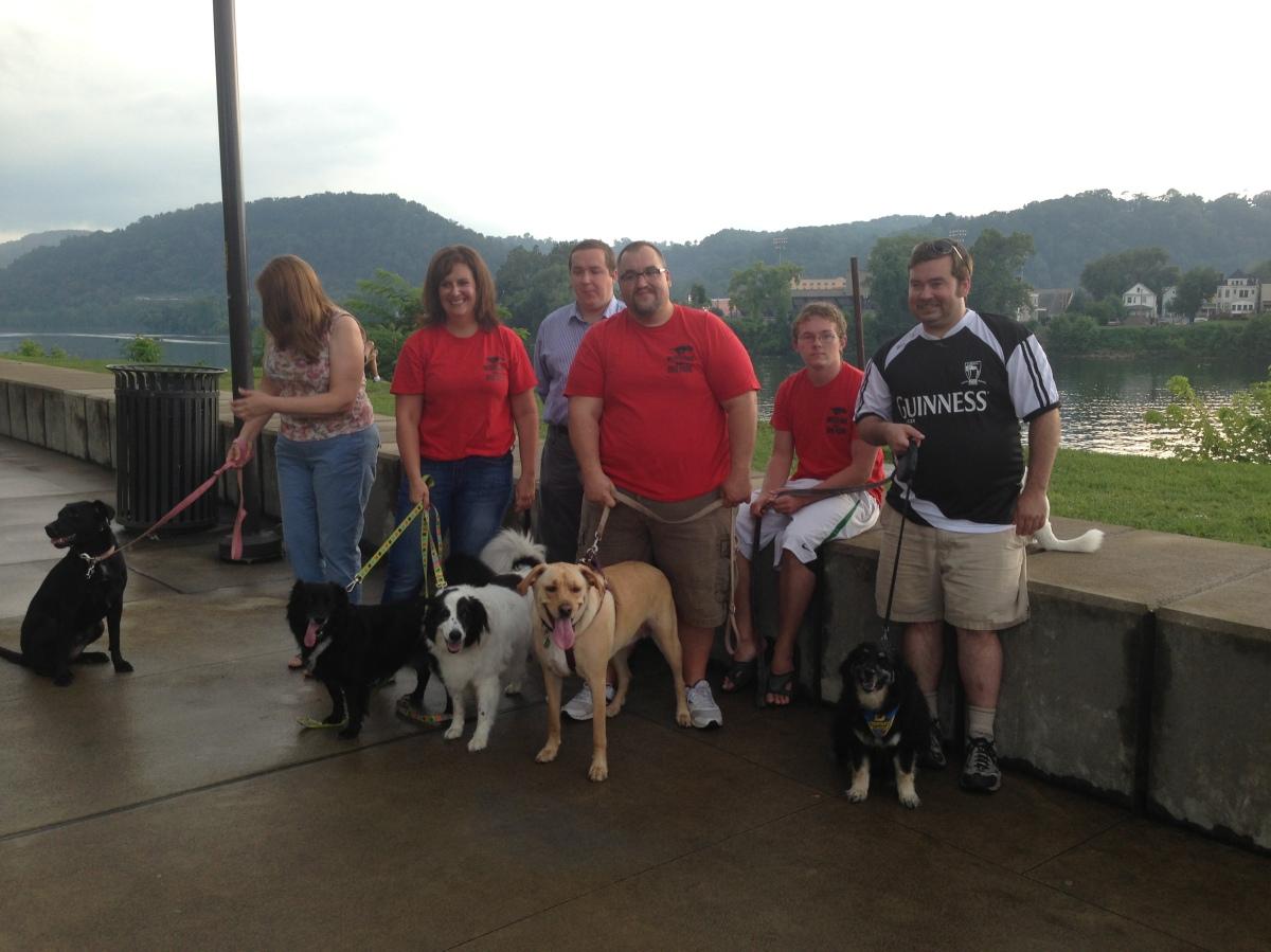 wheelig dog park